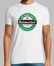 Cervezas HEIMERKEL para los muy europeos