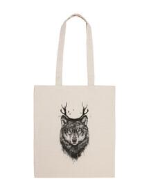cervo lupo