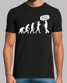 cessez de suivre l'évolution!
