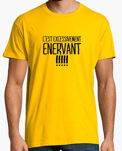 Tee-shirt C'est Excessivement Enervant