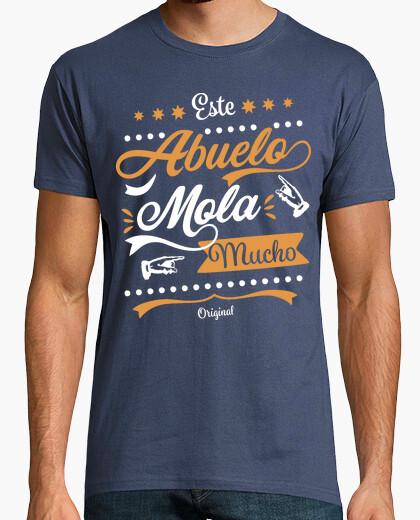 Tee-shirt c'est le grand-père tellement cool