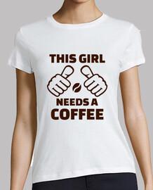 cette fille a besoin d39un café