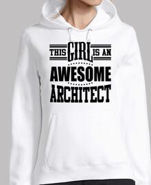 cette fille est un architecte génial