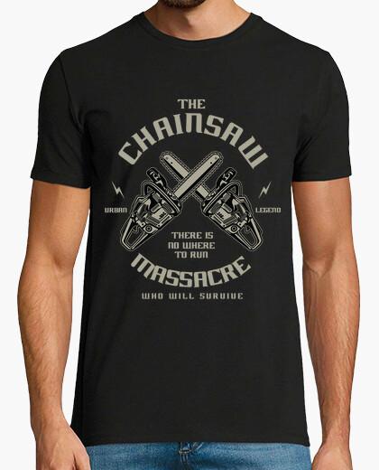 T-shirt Chainsaw