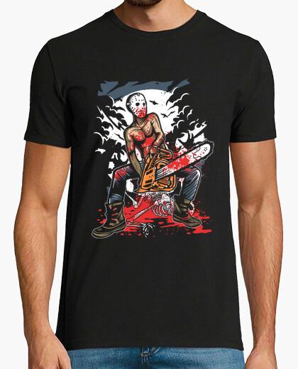 Camiseta Chainsaw Killer