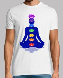 Chakras loto yoga