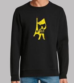 chaleco amarillo protesta política