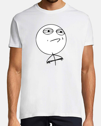 Camisetas CHALLENGE ACCEPTED