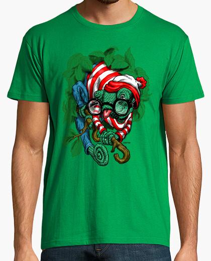 Chamäleon wally t-shirt