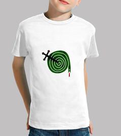 chamber of secrets - shirt child / a