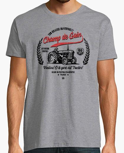 Tee-shirt Champ de Gain