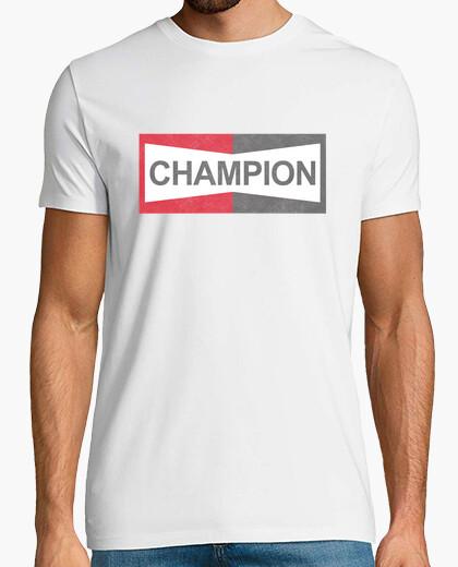 Tee-shirt champion - falaise