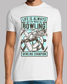 champion de bowling