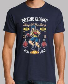 champion de boxe