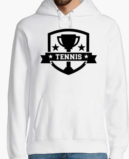 Sweat champion de la coupe de tennis