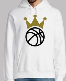 champion de la couronne de basket-ball