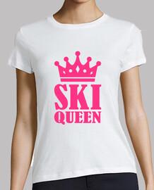 champion de la reine ski