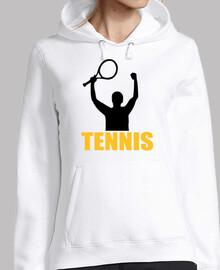 champion de match de tennis