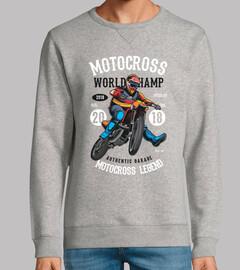 champion du monde de motocross