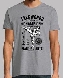 champion du monde de taekwondon