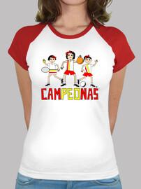 champions espagnols