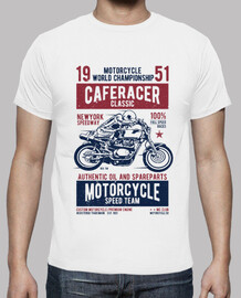 Championship caferacer