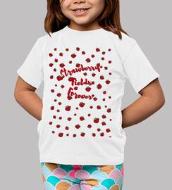 champs de fraises pour toujours