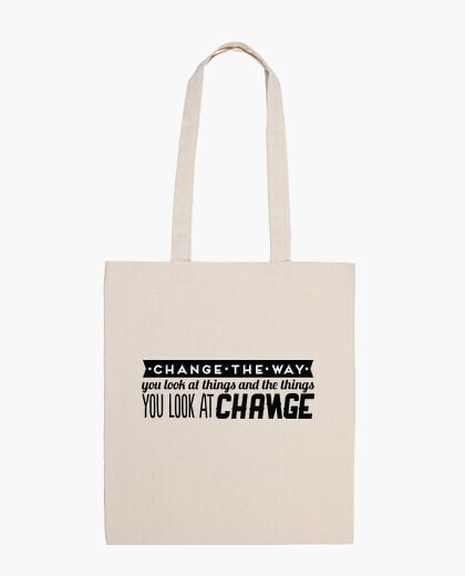Bolsa Change the way
