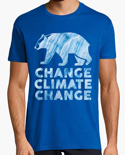 Camiseta ChangeClimateChange