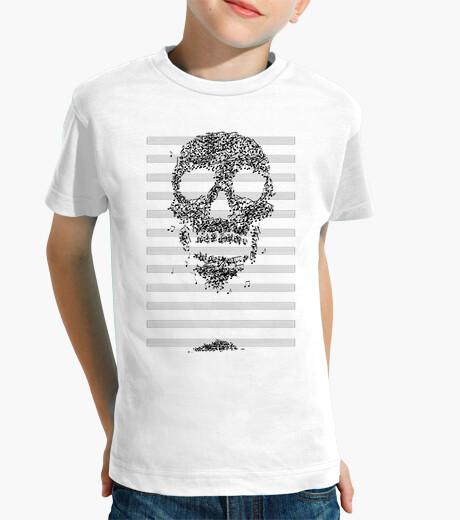 Vêtements enfant chant de mort