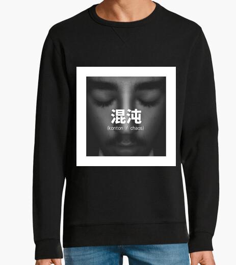Jersey Chaos Portrait Sweatshirt