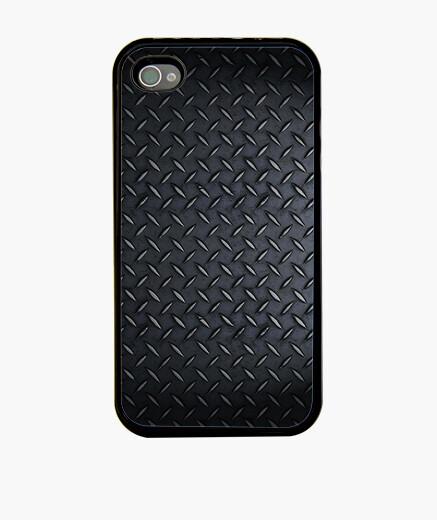 Funda iPhone Chapa metálica
