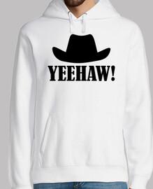 chapeau de cowboy yeehaw