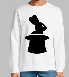chapeau de lapin magicien
