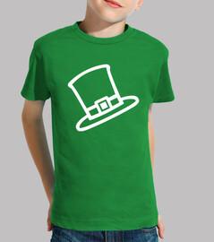 chapeau haut de forme leprechaun irland