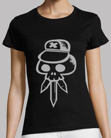 chapeau w  tête de mort 2