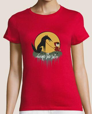 T-shirt feministe