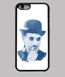 Chaplin Funda iPhone 6, negra
