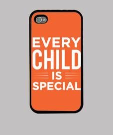 chaque enfant est spécial