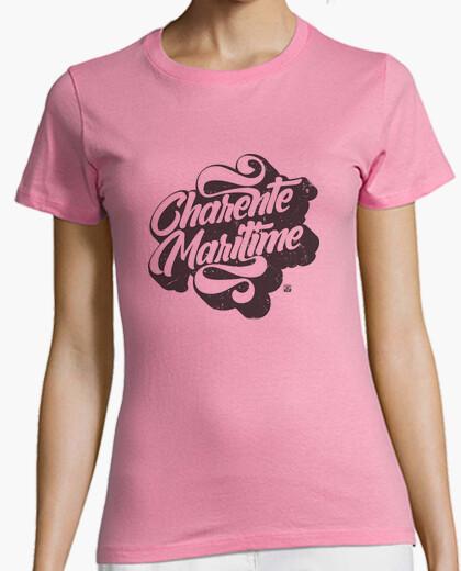 Tee-shirt Charente Maritime