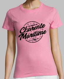 Charente Maritime depuis 1790