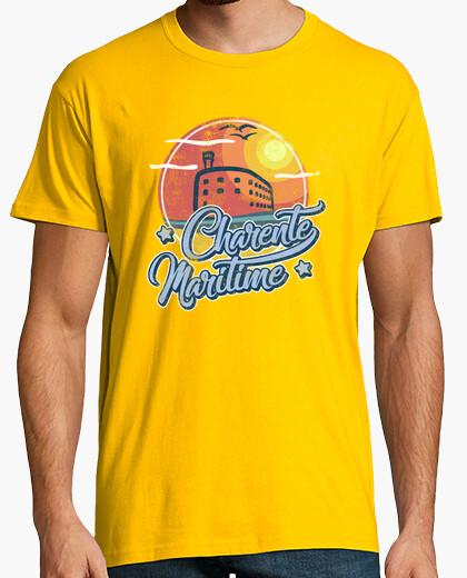 Tee-shirt Charente Maritime Fort Boyard