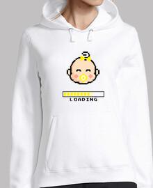 chargement bébé jaune