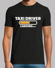 chargement de chauffeur de taxi