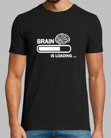 chargement du cerveau