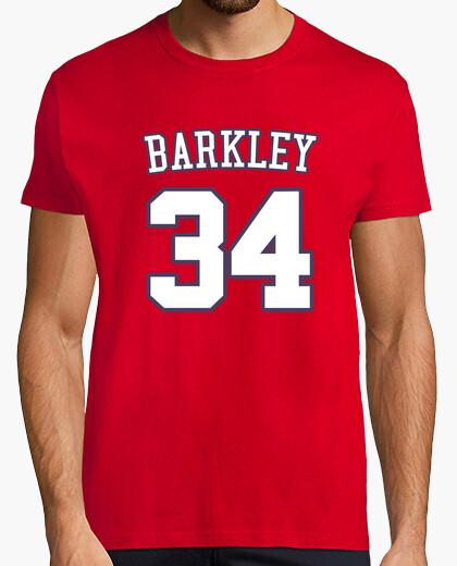 Camiseta Charles Barkley - Philadelphia 76ers