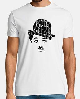 Charlie Chaplin. Camiseta