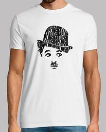 charlie chaplin. shirt