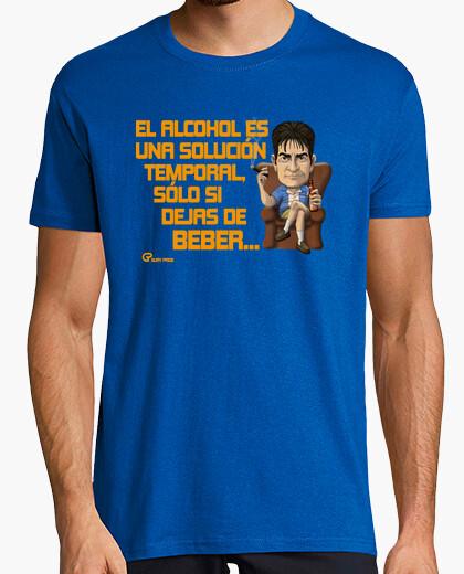 Camiseta Charlie Harper