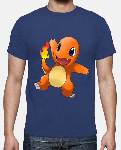Camisetas Charmander Pokemon